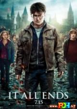 Haris Poteris ir Mirties relikvijos 2 dalis (2011)