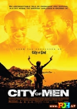 Dievo miestas 2
