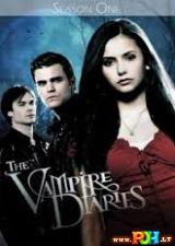Vampyro dienoraščiai (1 Sezonas) (2009)
