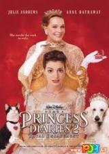 Princesės dienoraštis 2: karališkosios sužadėtuvės