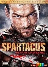 Spartakas: Kraujas ir smėlis