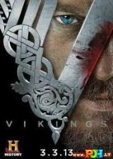 Vikingai (1 Sezonas)
