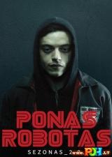 Ponas Robotas (2 Sezonas) (2016)