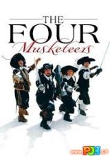 Keturi muškietininkai