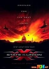 Trigubas X-2: Aukštesnis lygis (2005)