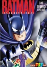 Betmeno nuotykiai (1 Sezonas) (1992)