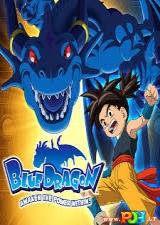 Mėlynasis drakonas (1 Sezonas) (2007)