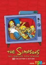 Simpsonai (5 Sezonas)