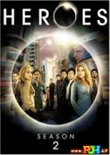 Herojai (2 Sezonas)
