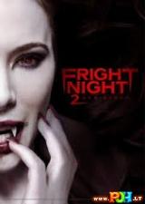 Žiauriai Baisi Naktis 2: Naujas Kraujas (2013)