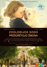 Zoologijos sodo prižiūrėtojo žmona