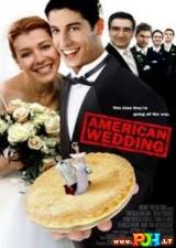 Amerikietiškas pyragas 3. Vestuvės (2003)