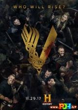 Vikingai (5 Sezonas) (2017)