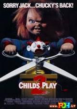 Vaiko žaidimas 2 (1990)