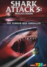 Rykliai puola. Megalodonai (2002)