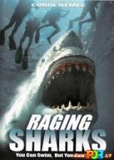 Įsiutę rykliai (2005)