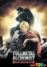 Metalinis Alchemikas: Brolija (1 Sezonas) (2003)