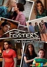 Fosteriai (2 Sezonas) (2014)