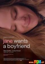 Džeinė nori vaikino!