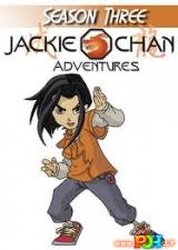 Džekio Čano nuotykiai (3 Sezonas) (2003)