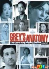 Grey anatomija (2 Sezonas) (2005)