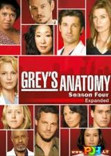 Grey anatomija (4 Sezonas) (2007)
