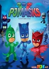 Pižamų herojai (1 Sezonas) (2015)