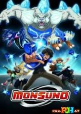 Monsunas (1 Sezonas) (2012)