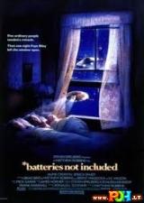 Baterijos nepridedamos (1987)