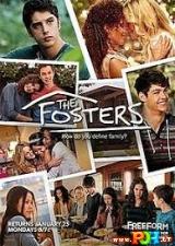 Fosteriai (3 Sezonas) (2015)