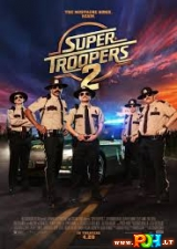 Šauniausi policininkai 2 (2018)