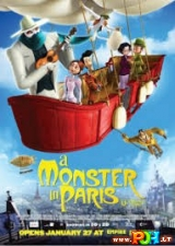 Paryžiaus monstras (2011)