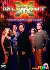 X mutantai (1 Sezonas) (2001)