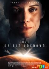 2036: Nežinoma kilmė (2018)