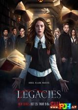 Legacies (1 sezonas) (2018)