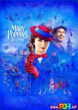 Merė Popins Sugrįžta (2018)