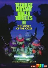 Vėžliai nindzės 2: Ozo paslaptis (1991)