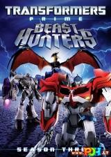 Transformeriai. Praimas (3 Sezonas) (2010)