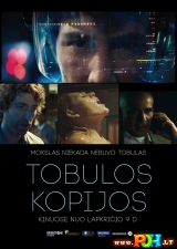 Tobulos kopijos (2018)