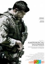 Amerikiečių snaiperis (2014)