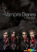 Vampyro dienoraščiai (3 Sezonas) (2011)