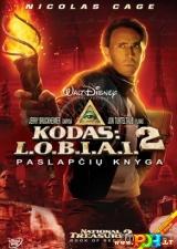 Kodas: lobiai. Paslapčių knyga (2007)