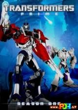 Transformeriai. Praimas (1 Sezonas) (2010)