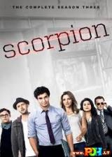 Skorpionas (3 Sezonas) (2016)