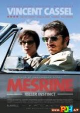 Žakas Merinas: mirties instinktas (2008)