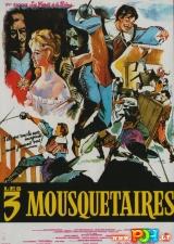 Trys muškietininkai (1961)