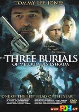 Trejos Melkiadeso Estrados laidotuvės (2005)