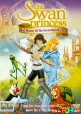 Princesė gulbė 3. Užburtojo lobio (1998)