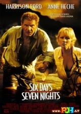 Šešios dienos, septynios naktys (1988)