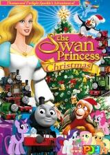 Princesės gulbės kalėdos (2012)